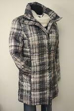 Gr. 38 40 42 44 Damen Jacke Mantel mit Steppung von Boysens grau 70% Rabatt
