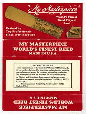 Gonzales Regular Cut Tenor Saxophone Reeds Saxophonblätter 5 Stk.