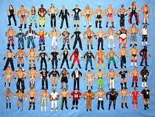 Wwe Wf Wcw Nwo Ecw Tna Titon Tron Classic Flex Lucha Figura De Colección