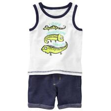 NWT Gymboree Lizard Tank shorts set Baby Boys many sizes