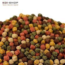 KOIFUTTER 15 kg * Classic Top Mix * Spirulina, Grower, Astax / KOI 5 Sorten