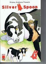 SILVER SPOON di HIROMU HARAKAWA n.1 PLANET MANGA