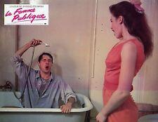 LAMBERT WILSON VALERIE KAPRISKY LA FEMME PUBLIQUE 84 VINTAGE PHOTO LOBBY CARD 5