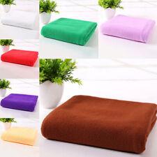 Big Fast Dry Absorbent Microfiber Soft Towel Travel Camping Sports Gym Washcloth