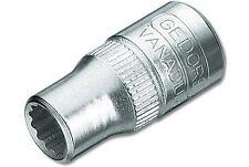 """GEDORE Steckschlüsseleinsatz 6,35 mm (1/4"""") UD von 4 mm bis 14 mm zur Auswahl"""