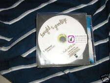 CD Pop Tonight Is Goodbye Criminal Promo TREE BRAIN