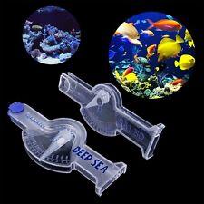 Aquarium Fish Tank Marine Sea Saltwater Accurate Hydrometer Salinity Meter