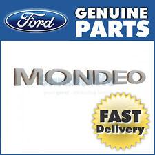 Genuine Ford Mondeo Badge  (2007 - onward  ) 1132601