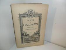 GAZETTE des BEAUX-ARTS, Octobre 1894., eau-forte tirée d'un tableau de Nattier