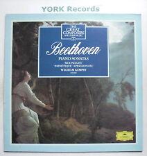 410 495-1 - BEETHOVEN - Piano Sonatas - Ex LP Record