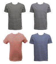 New Russian Telnyashka Short Sleeve Sailor's Navy's T-shirt Top