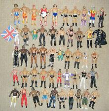 WWE wrestling action figure lutteurs WWF jakks classique marvel tna mattel elite