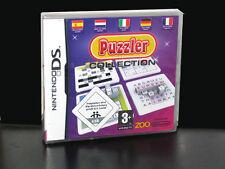 PUZZLER COLLECTION GIOCO DS LITE-DSI-DSI XL-3DS NUOVO IN VERSIONE ITALIANA MINT