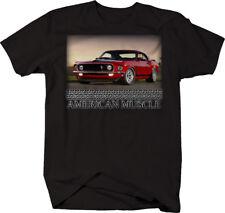 American Muscle Classic Hotrod Boss 302 Tshirt
