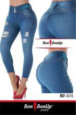 Jeans colombianos butt lifter fajas colombianas levanta cola Bon Bon Up 4315