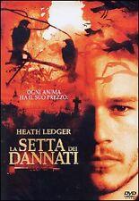 La setta dei dannati (2004) DVD Nuovo Sigillato Heath Ledger