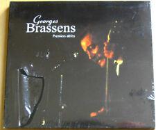 GEORGES BRASSENS (CD)  Premiers délits     NEUF SCELLE