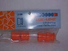 """Loc-Line 1/2"""" Hose End Caps 51838 NEW!!!"""