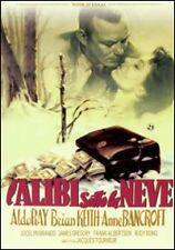 L' alibi sotto la neve (1957) DVD di Jacques Toruneur