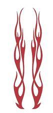 NEW DECAL HOOD FLAME #102 CAR AUTO VAN TRUCK VINYL GRAPHIC SUV CAR FLAMES SEMI
