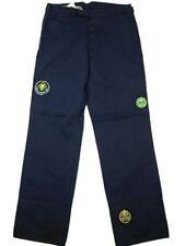 Pantaloni Jeans uomo GILMAR Tg. IT 50 Blu scuro Cotone Estivo Original New