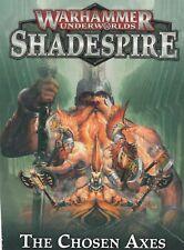 Warhammer enfers shadespire The Chosen axes cartes