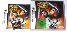 Spiel: STAR WARS CLONE WARS REPUBLIC HEROES für Nintendo DS + Lite + Dsi +XL 3DS