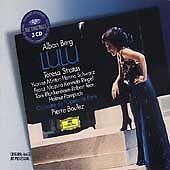 Alban Berg - Lulu-Complete Opera 3 CD SET! BRAND NEW! STILL SEALED!