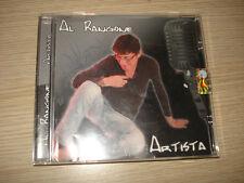 CD AL RANGONE ARTISTA RADIO ZETA STUDIO ZETA AUTOGRAFATO CON AUTOGRAFO