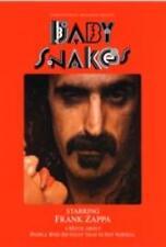 DVD - FRANK ZAPPA - BABY SNAKES  (NEW DVD SEALED)