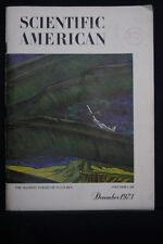 SCIENTIFIC AMERICAN - FLIGHT OF VULTURES - Dec 1973 v229 #6