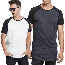 Urban Classics - LONG SHAPED RAGLAN Shirt extra lang