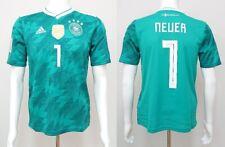 Trikot Adidas DFB 2018 2019 Away Neuer 1 [164] Musterteil WM 2018 B-Ware