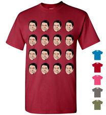 "Ronald Reagan ""16 Heads"" T-Shirt Tee, Men Women Kids Youth Tank Long president"