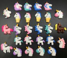 DIY MIX 5/25/50pcs Unicorn Flatback Resin Cabochon Scrapbooking/Crafts