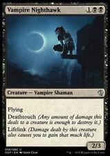 Vampire Nighthawk MTG Duel Decks: Zendikar vs. Eldrazi English Black UNCOMMON