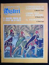 IL GIORNALE DEI MISTERI 1978/93 , Ufologia Parapsicologia Esoterismo Magia