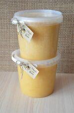Crème Citron Miel ou à la crème Miel Sauvage 100 g à 1.5 kg from natural Farm