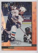 1996-97 SP #96 Todd Bertuzzi New York Islanders Hockey Card
