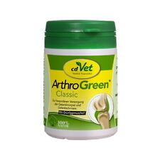 cdVet ArthroGreen classic Nahrungsergänzung mit Grünlippmuschel