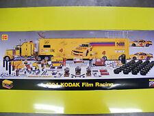Kodak 4 Sterling Marlin 1994 Chevrolet Lumina Morgan McClure Motorsports Poster