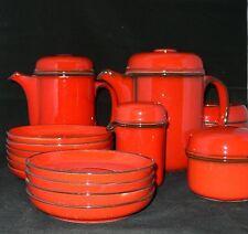 Thomas Form 10760 Scandic Dekor Rot Red diverse Teile zur Wahl