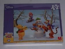 WINNIE THE POOH CHRISTMAS 35 PIECE PUZZLE