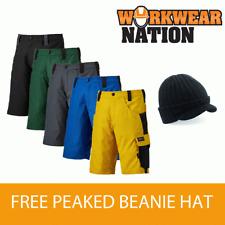 Dickies Pro Work Shorts (DP1006) - FREE PEAKED BEANIE