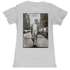 James Dean 1950's American Heartthrob Icon Poster New York Junior T-Shirt