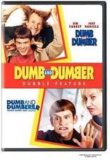 Dumb and Dumber/Dumb and Dumberer: When Harry Met Lloyd (DVD, 2009) NEW & SEALED