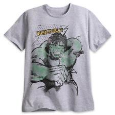 Disney Authentic Marvel Avengers The Incredible Hulk T Shirt Size L XL 2XL 3XL