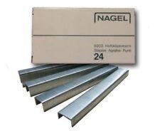 Nagel 24 | 6-18 mm | Heftklammern * 5.000 Stück
