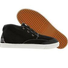 $108 Generic Surplus Wood Wood Canvas black Fashion shoes
