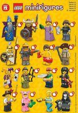 LEGO 71007 12 MINIFIGURES scegliere Series o seleziona una figura dall'elenco.